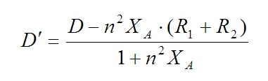 Expansion Theory Equation